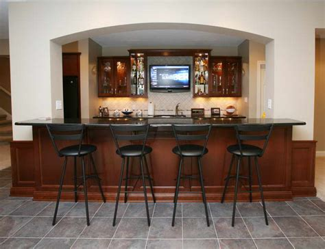 home back bar ideas bloombety wet bar designs with floor tiles wet bar
