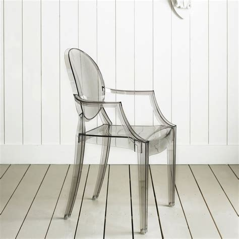Kartell Louis Ghost Chair by Colorful Transparent Modern Louis Ghost Chairs
