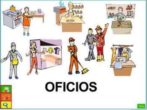 imagenes en ingles de oficios oficios y profesiones estefaniatufino