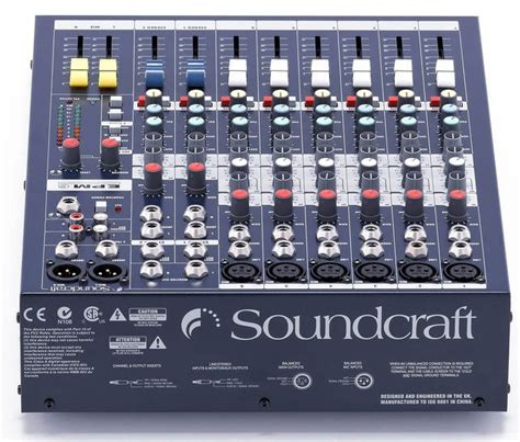 Soundcraft Epm 6 soundcraft products made in china productfrom