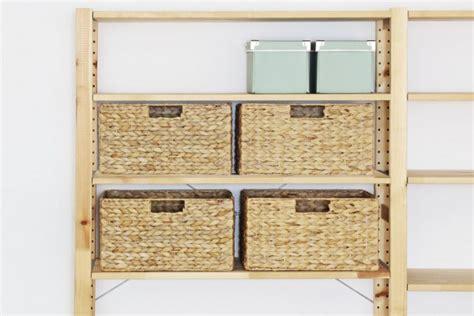 ivar regal ikea regal ivar by customising your ivar shelf with