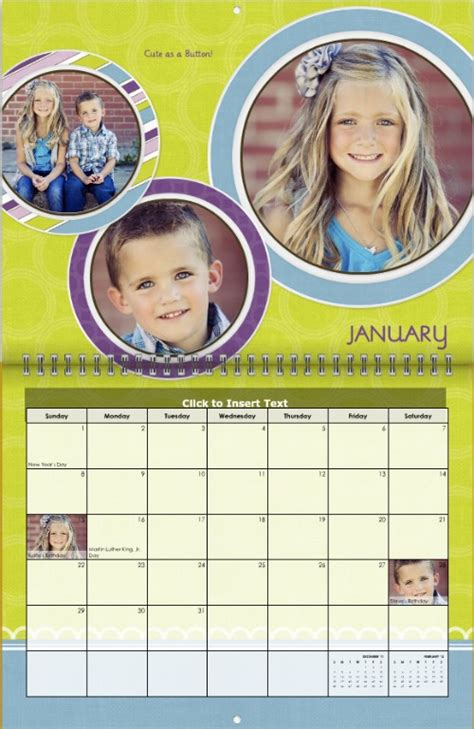 how to make a birthday calendar how to make a birthday calendar in excel archives aztec