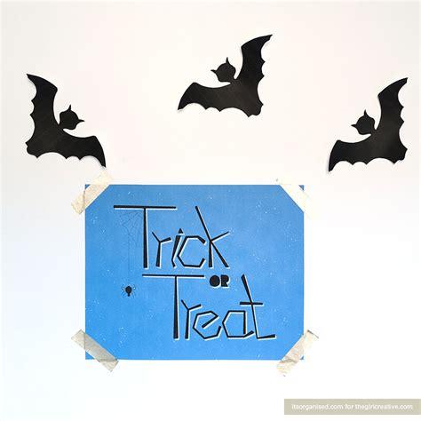 printable halloween wall art hand lettered halloween wall art printable the girl creative