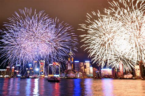 how to celebrate the chinese new year in hong kong