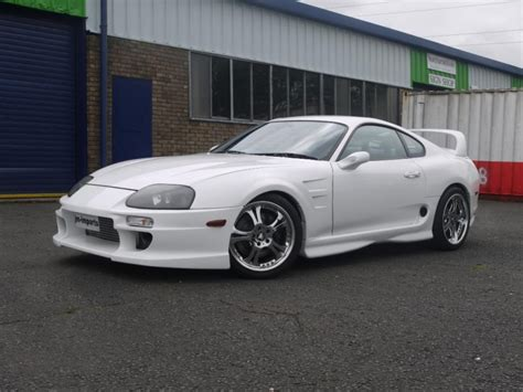 1997 Toyota Supra Rz 1997 Toyota Supra Rz 6 Speed Manual 380ps