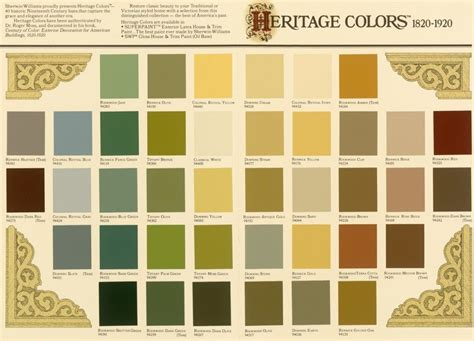 color palette for house interior victorian color palette generally used in 3 color