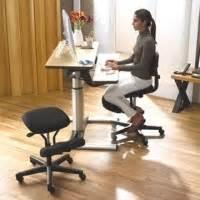 Kneeling Stool For Bad Backs by Bad Backs Gives Birth To Kneeling Chairs Bad Backs