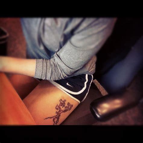 tattoo placement on thigh 158 best leg tattoos images on pinterest leg tattoos