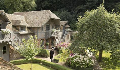 Luxury Cottages In Normandy a luxury through with black tomato