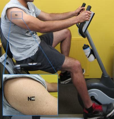 new tattoo and sweating tattoo biobatteries produce power from sweat video