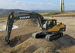 Volvo Excavators Volvo S New D Series Excavators