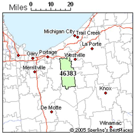 zip code map valparaiso indiana best place to live in valparaiso zip 46383 indiana