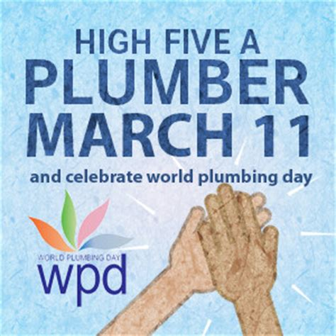 world plumbing day march 11 at b g bartle and gibson