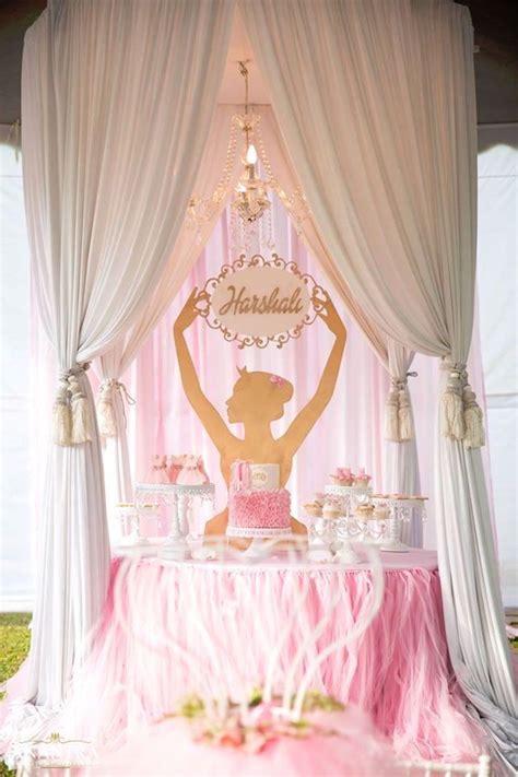 kara s party ideas ballerina themed birthday party ideas best 25 ballerina birthday parties ideas on pinterest