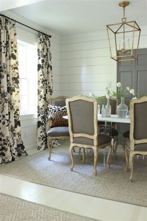 mutuality dining room curtain ideas the minimalist nyc
