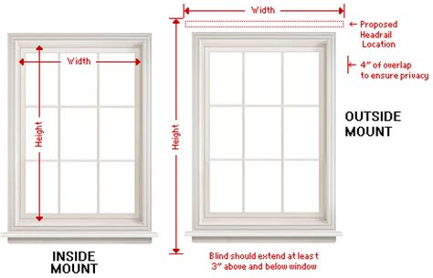 how to measure for shades outside mount measure for vertical blinds and shutters the home depot