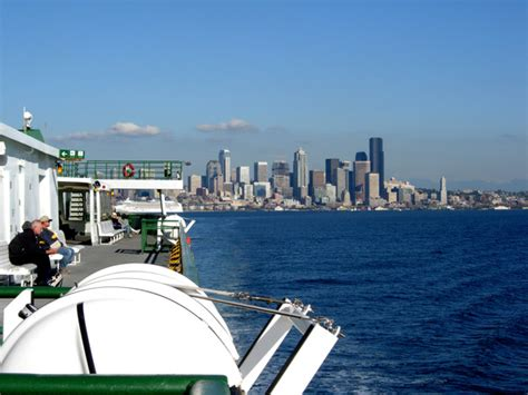 boat financing seattle free seattle ferry stock photo freeimages