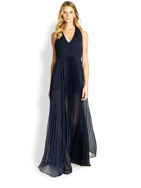 hair for maxi halyer dress turmec 187 blue halter maxi dress