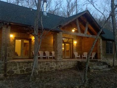 Heber Springs Arkansas Cabins by Woolly River House On The Vrbo