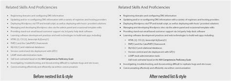 Resume Bullet Point Style Bullet Style Resume Assignmentkogas X Fc2