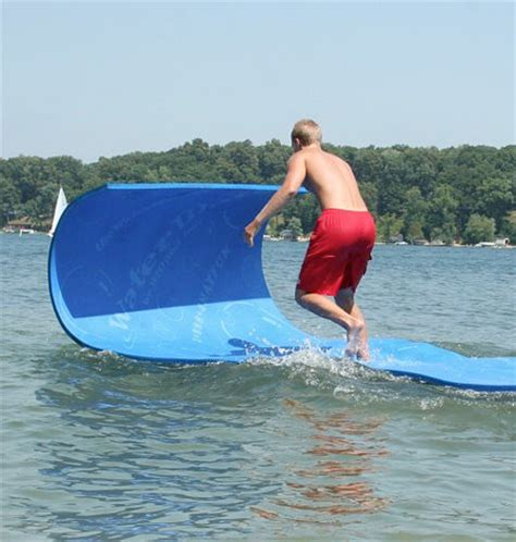 Large Floating Mat For Lake by Water Mat