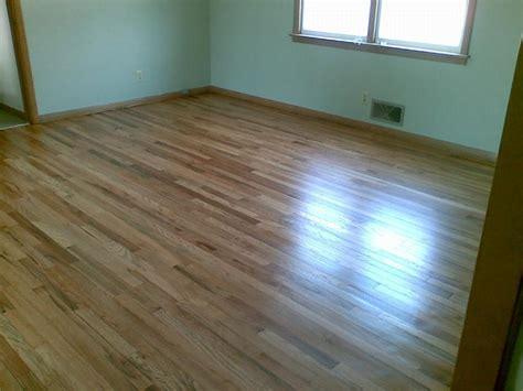Hardwood Floor Trim 4 04 08 Rustic Oak Semi Gloss Floors And Trim From All American Hardwood Tile