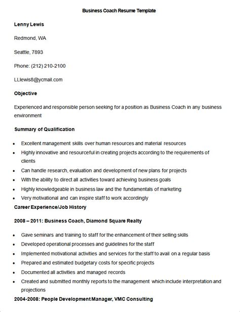 free business resume template sales resume template 41 free sles exles format