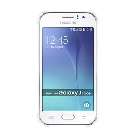 Hp Samsung Galaxy J1 Ace Garansi Resmi Bnib White Premium jual rekomendasi seller samsung galaxy j1 ace j111f smartphone white 8gb 1gb garansi resmi