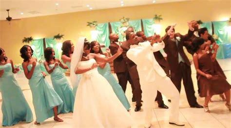 Wedding Line Dances by Wedding Wobble On Vimeo