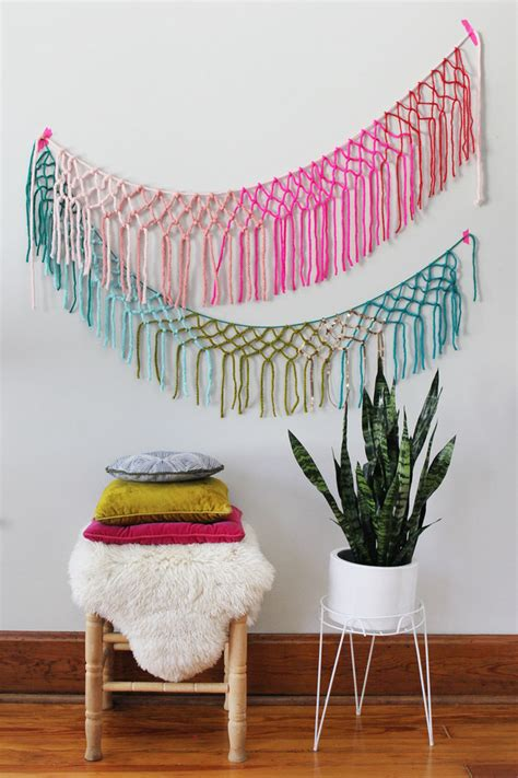 things to do with yarn besides knit 28 things you can do with yarn besides knitting