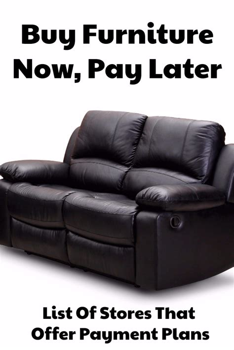 Pay Weekly Sofas No Credit Checks by Buy Furniture Now Pay Later With Stores That Offer