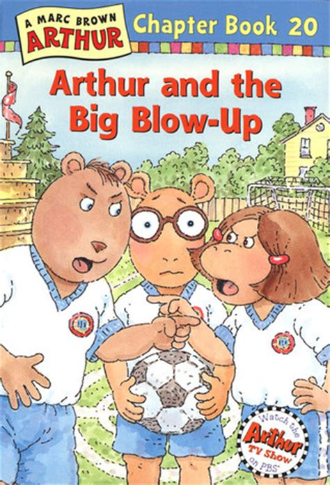 the up books arthur and the big up arthur chapter book 20 by