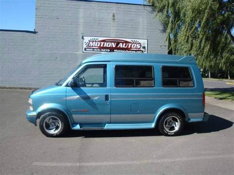 manual cars for sale 1995 chevrolet astro head up display 1995 chevrolet astro van for sale 22 used cars from 1 380