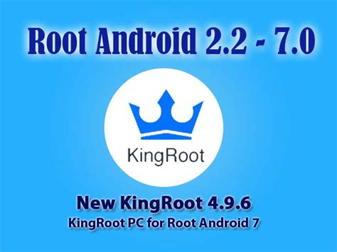 Or Version Apk Kingroot Apk Or Pc New V 5 0 1 5 02 Best Root Apps