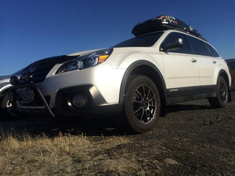 subaru outback black rims rally armor and black wheels outback