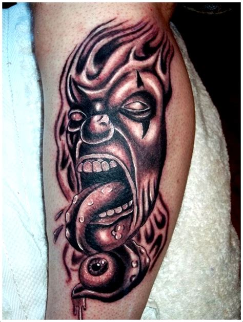 badass tattoo ideas 35 bad evil designs