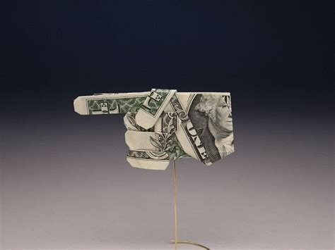 Origami Finger - details about beautiful money origami pieces many