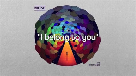 you belong with me testo e traduzione muse i belong to you mon coeur s ouvre a ta voix