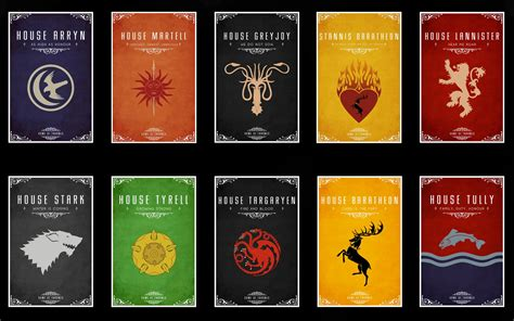 Westeros Houses by Houses Of Westeros Wedding Ideas Wedding