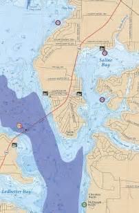 lake palestine map lake palestine fishing map