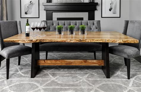 Bassett Dining Room Furniture by Welcome To Live Edge Design Remarkable Natural Custom