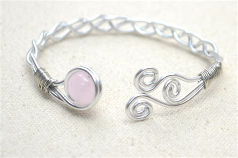 how to make a bracelet with and wire diy braided wire bracelets pictures photos and images