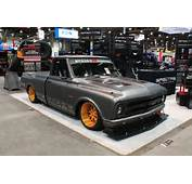 Performance Equipped Chevy C10 Hits The Autocross Street Muscle