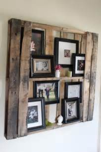 pallet floating shelves recycled ideas recyclart