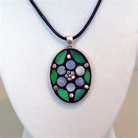 mini stained glass ls 17 best images about micro mosaic jewelry on