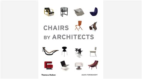 chairs by architects here s architecture you can sit on architectural design interior design home decoration
