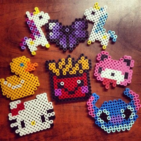 melty bead ideas perler bead crafts by lilwinsome melty patterns