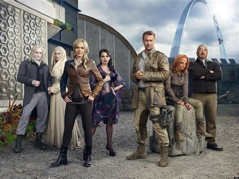 show syfy defiance review new syfy drama comes out with guns