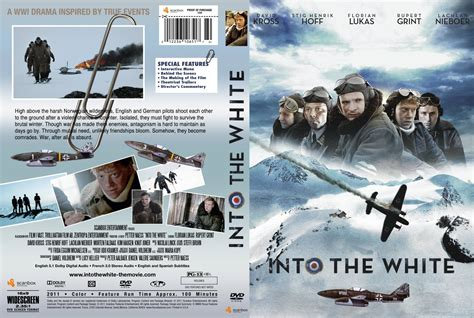Into The by Into The White Dvd Custom Covers Into The White