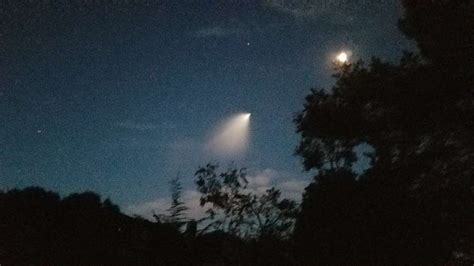 bright light in sky last mysterious light in bay area sky tuesday morning was a
